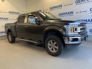 Used 2018 Ford F-150 XLT-XTR - BOITE 61/2- DÉMARREUR À DISTANCE- for sale in St-Raymond, QC