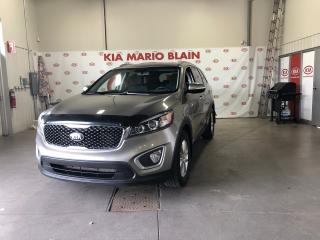 Used 2017 Kia Sorento 3.3L LX V6 * ANTIBROUILLARDS *MAGS * BIZONE * for sale in Ste-Julie, QC