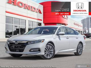 Used 2019 Honda Accord Hybrid HYBRID for sale in Cambridge, ON