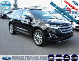 Used 2018 Ford Edge TITANIUM, *7 526 KM* CUIR, GPS for sale in St-Jérôme, QC