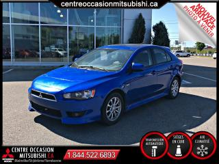 Used 2011 Mitsubishi Lancer SPORTBACK GT CUIR AUTO for sale in St-Jérôme, QC