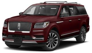 New 2019 Lincoln Navigator L Reserve for sale in Calgary, AB