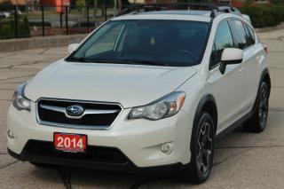 Used 2014 Subaru XV Crosstrek Sport Package Sport PKG  | Sunroof | MANUAL | CERTIFIED for sale in Waterloo, ON