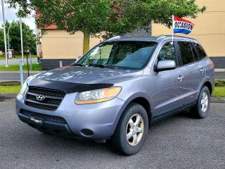 Used 2008 Hyundai Santa Fe GL for sale in Drummondville, QC