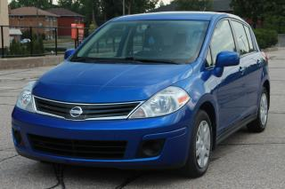 Used 2011 Nissan Versa 1.8S ONLY 65K | LOW KMs | AC | Power Windows | CERTIFIED for sale in Waterloo, ON