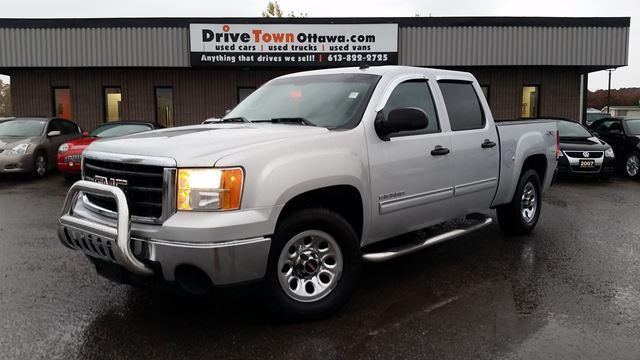 2011 GMC Sierra 1500 SLE CREW 4X4 **90 Days no Payments**