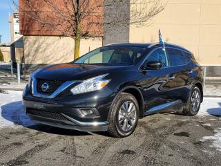 Used 2016 Nissan Murano SL for sale in Drummondville, QC