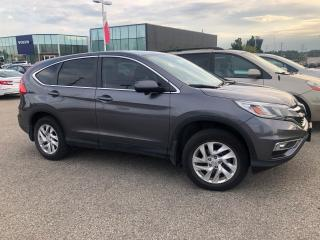 Used 2015 Honda CR-V EX Reverse Assist Camera, Bluetooth and More! for sale in Waterloo, ON