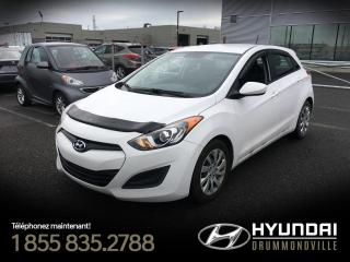 Used 2013 Hyundai Elantra GT GL + 60 268KM + A/C + BLUETOOTH + CRUISE for sale in Drummondville, QC
