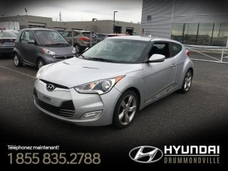 Used 2012 Hyundai Veloster for sale in Drummondville, QC
