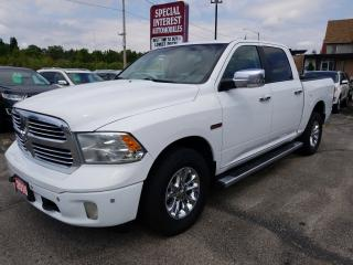 Used 2016 RAM 1500 SLT BLUE TOOTH !!  REAR CAMERA !!  DIESEL !! for sale in Cambridge, ON