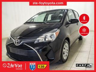 Used 2016 Toyota Yaris LE Climatiseur for sale in Québec, QC