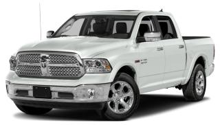 Used 2017 RAM 1500 Laramie FACTORY REMOTE STARTER, HEATED SEATS FRONT AND REAR, POWER SUNROOF for sale in Ottawa, ON
