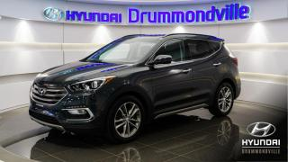 Used 2017 Hyundai Santa Fe Sport SE AWD + GARANTIE + TOIT + MAGS + CUIR ! for sale in Drummondville, QC
