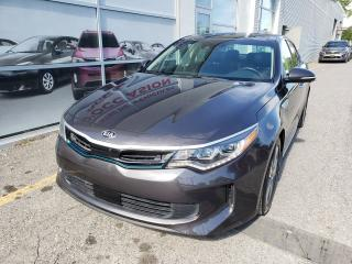 Used 2018 Kia Optima PHEV PREMIUM PLUG IN HYBRID for sale in Montréal, QC