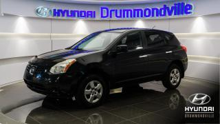 Used 2010 Nissan Rogue S + CRUISE + A/C + GROUPE ÉLECTRIQUE + W for sale in Drummondville, QC
