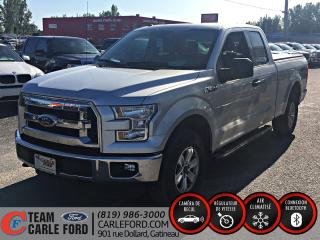 Used 2016 Ford F-150 Ford F-150 S/CAB 2016 XLT, Caméra de rec for sale in Gatineau, QC