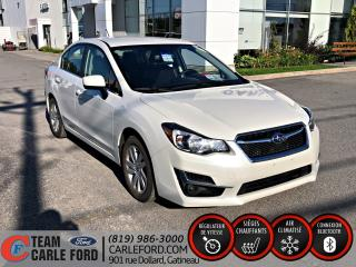 Used 2015 Subaru Impreza Subaru Impreza 2015, AWD Caméra de recul for sale in Gatineau, QC