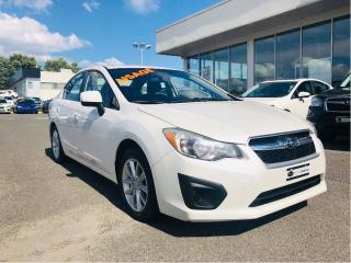 Used 2012 Subaru Impreza 2.0i Touring Package (M5) for sale in Lévis, QC