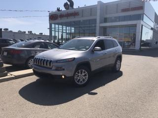 Used 2016 Jeep Cherokee LATI for sale in Red Deer, AB