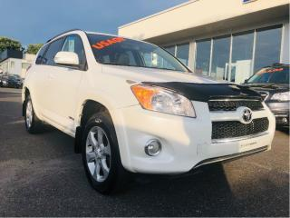 Used 2012 Toyota RAV4 Limited (A4) for sale in Lévis, QC
