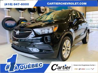 Used 2017 Buick Encore 4dr Suv Fwd for sale in Québec, QC