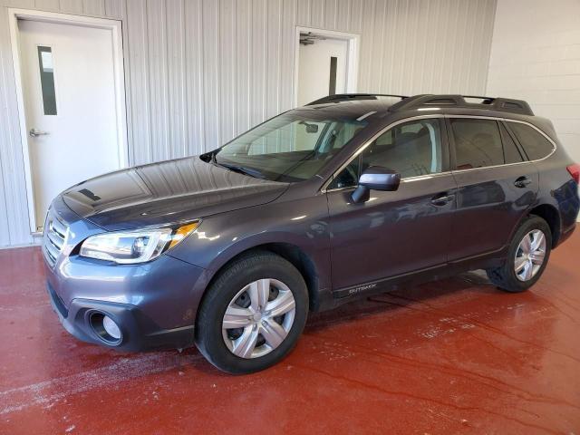 2016 Subaru Outback 2.5i pzev