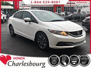Used 2014 Honda Civic EX***TOIT OUVRANT*** for sale in Charlesbourg, QC