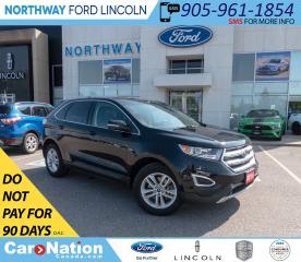 Used 2016 Ford Edge SEL | AWD | NAV | PWR HTD SEATS | PANOROOF | for sale in Brantford, ON