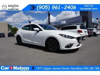 Used 2015 Mazda MAZDA3 GS | 6 SPEED | REAR CAM | HEATED SEATS for sale in Hamilton, ON