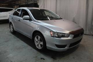 Used 2008 Mitsubishi Lancer CVT (GROUPE ELECTRIQUE,A/C) for sale in St-Constant, QC