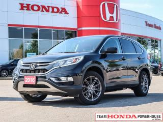 Used 2016 Honda CR-V EX for sale in Milton, ON