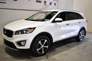 Used 2018 Kia Sorento 3.3L EX V6 7 passagers+AWD for sale in Sherbrooke, QC