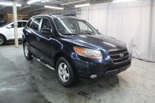 Used 2009 Hyundai Santa Fe GL 3,3 L (SIEGES CHAUFFANTS,AC,CRUISE) for sale in St-Constant, QC