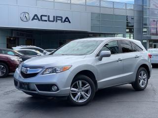 Used 2014 Acura RDX TECH | NOACCIDENTS | NAVI | LEATHER | SUNROOF | for sale in Burlington, ON