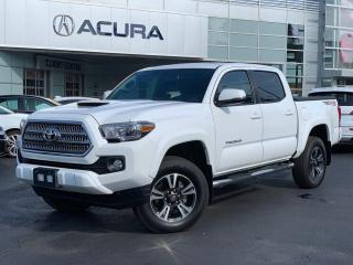 Used 2017 Toyota Tacoma TRD   SPORT   TONNEAU   HITCH   6SPD  for sale in Burlington, ON
