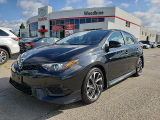 Used 2017 Toyota Corolla IM for sale in Etobicoke, ON