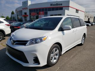 New 2020 Toyota Sienna LE 8-Passenger for sale in Etobicoke, ON