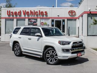 Used 2016 Toyota 4Runner 4RUNNER LIMITED | ONE OWNER | LIMITED | NAVI | BCK for sale in North York, ON