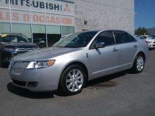 Used 2011 Lincoln MKZ | 2012 AU PRIX D'UNE 2011 | GPS | CUIR | MAGS for sale in St-Hubert, QC
