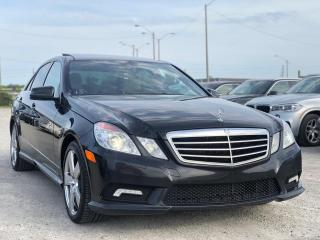 Used 2010 Mercedes-Benz E-Class 4DR SDN E 350 4MATIC for sale in Oakville, ON