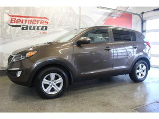 Used 2015 Kia Sportage LX for sale in Lévis, QC