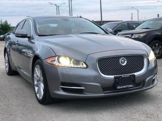 Used 2012 Jaguar XJ 4dr SDN XJ 5.0L RWD - WE APPROVE EVERYONE for sale in Oakville, ON