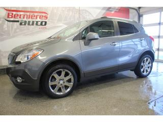 Used 2013 Buick Encore - for sale in Lévis, QC