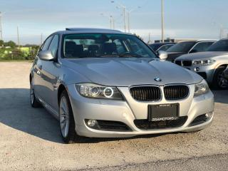Used 2011 BMW 3 Series 328i xDrive AWD NAVIGATION - WE APPROVE EVERYONE for sale in Oakville, ON