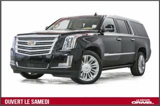 Used 2015 Cadillac Escalade 4 portes, 4 RM, Platine for sale in Montréal, QC