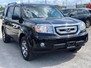 Used 2010 Honda Pilot 4WD 4dr Touring for sale in Oakville, ON