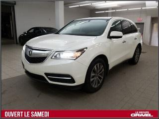 Used 2014 Acura MDX TECHNOLOGIE AWD DVD GPS for sale in Montréal, QC