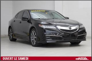 Used 2015 Acura TLX TECHNOLOGIE V6 AWD GPS CERTIFIÉ for sale in Montréal, QC