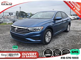 Used 2019 Volkswagen Jetta 1.4 TSI Comfortline *MAGS *CRUISE *BT *A/C for sale in Québec, QC